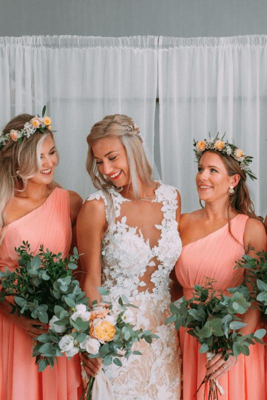deco mariage fleurs